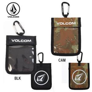 ボルコム VOLCOM パスケース Volcom Pass Case j67414JA スノーボード【メール便・代引不可】