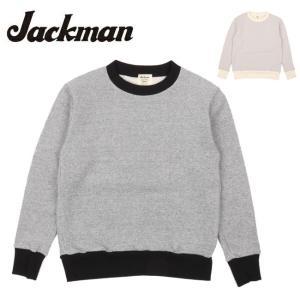 Jackman ジャックマン Sweat Crewneck JM7868 【アウトドア/メンズ/ニッ...