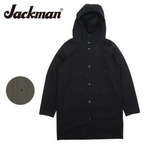 Jackman ジャックマン High-density Jersey Coat ジャージーコート J...