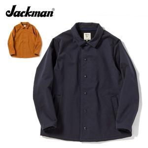 Jackman ジャックマン Sweat Coach Jacket スウェットコーチジャケット JM...