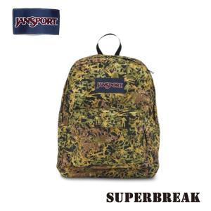 ジャンスポーツ jansport リュック スーパーブレイク SUPERBREAK GREEN BATTLE GROUND T5011D3 jan15-034|snb-shop