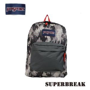 ジャンスポーツ jansport リュック スーパーブレイク SUPERBREAK HIGH RISK RED CAMO DOTS T50102J jan15-039|snb-shop