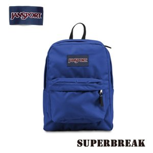 ジャンスポーツ jansport リュック スーパーブレイク SUPERBREAK BLUE STREAK T5015CS jan15-053|snb-shop