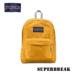 ジャンスポーツ jansport リュック スーパーブレイク SUPERBREAK BEEZ YELLOW T5019EQ jan15-056|snb-shop