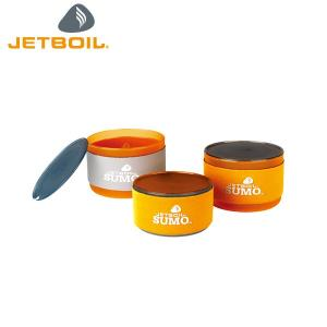 日本正規品 JETBOIL/ジェットボイル SUMOコンパニオンボウルセット 1824373 snb-shop