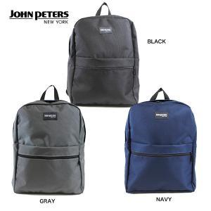 JOHN PETERS/ジョンピーターズ バックパック DBAG L/ 1303|snb-shop
