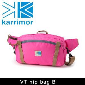 カリマー リュック Karrimor カリマー VT ヒップバッグB VT hip bag B カリマー ショルダー・ポーチ karr-018 【その他】【ショルダー/トート/ヒップバック】|snb-shop