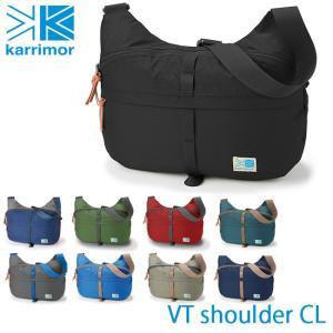 【2017年春夏新作】カリマー Karrimor ショルダーバッグ VT Shoulder CL VT ショルダー CL|snb-shop