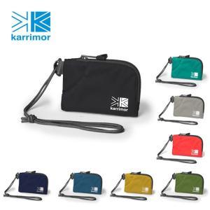 【2017年春夏新作】 カリマー Karrimor trek carry team purse トレックキャリー チームパース 財布 コインパース ワレット|snb-shop