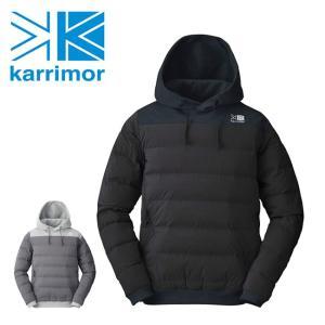 Karrimor カリマー indie down hoodie インディダウンフーディー 【フード/...