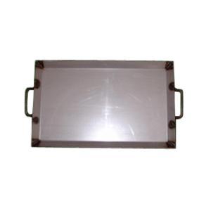 カシワ バーベキュー用品  鉄板(小) 500W×305h|snb-shop