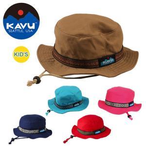 KAVU/カブー ハット Kids Strap Bucket Hat キッズ ストラップバケットハット 11864401 【帽子】【メール便・代引不可】 snb-shop