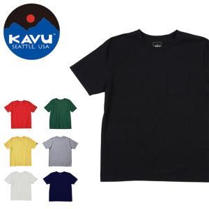 カブー / KAVU カブー メンズ ポケットT 19820416 【半袖/Tシャツ/カラー/シンプル】【メール便・代引不可】 snb-shop
