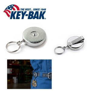 KEY-BAK/キーバック キーバック 0005-011 60cmステンレスチェーン 【メール便・代引不可】|snb-shop