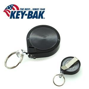 KEY-BAK/キーバック ミニバック 0051-005 GY グレー/ナイロン 90cm 【メール便・代引不可】|snb-shop