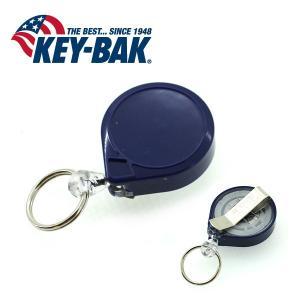 KEY-BAK/キーバック ミニバック 0052-005 ブルー/ナイロン 90cm|snb-shop