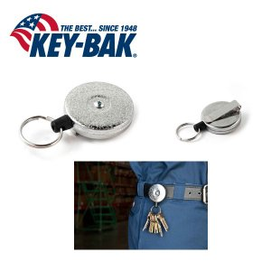 KEY-BAK/キーバック キーバック 0485-821 120cmKEVLAR繊維コード 【メール便・代引不可】|snb-shop