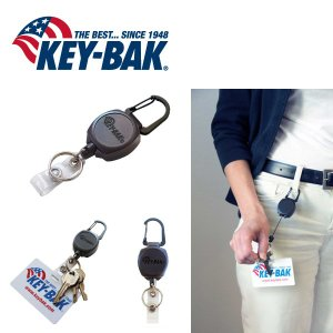 KEY-BAK/キーバック キーバック 0KB1-0A21 KEVLAR 60cm 【メール便・代引不可】|snb-shop