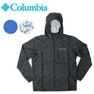 Columbia コロンビア Flash Forward Windbreaker Print フラッシュフォワードウィンドブレーカープリント KE3974 【ウィンドブレーカー/アウトドア】|snb-shop