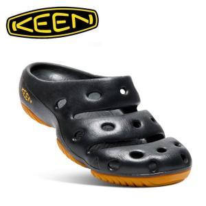 キーン KEEN YOGUI M  ヨギ メンズ BLACK 1001966 【サンダル/メンズ/ア...