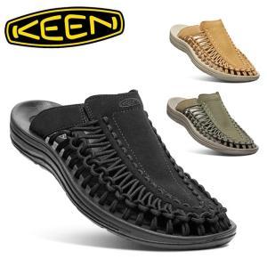 キーン KEEN サンダル  UNEEK SLIDE ユニーク スライド 1017218/1018706/1018707  メンズ 【靴】|snb-shop