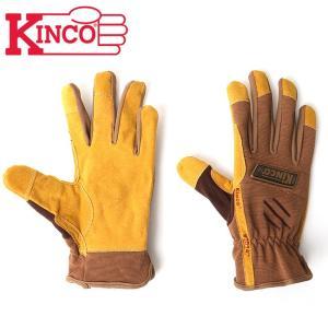 Kinco Gloves キンコグローブ KincoPro Synthetic Leather Gloves 2014 【アウトドア/ガーデニング/DIY/ドライブ】|snb-shop