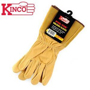 Kinco Gloves キンコグローブ Grain Pigskin Tig Welding Gloves 129 【アウトドア/ガーデニング/DIY/ドライブ/溶接】|snb-shop