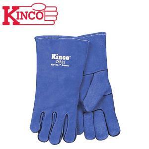 Kinco Gloves キンコグローブ Mini Sabres Welding Gloves for Kids & Ladies 311 【アウトドア/ガーデニング/DIY/ドライブ/レザー】|snb-shop