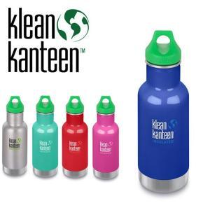 クリーンカンティーン klean kanteen  KID カンティーン クラシック インスレート ボトル 12oz 19322034 【雑貨】保温 保冷 水筒 ステンレスボトル snb-shop