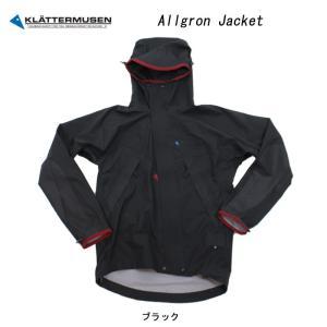 クレッタルムーセン KLATTERMUSEN マウンテンパーカー Allgron Jacket M's 日本正規品 snb-shop
