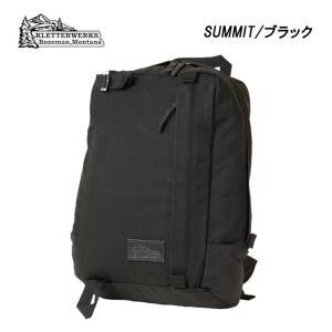 クレッターワークス KLETTER WERKS バッグパック KW サミット SUMMIT/ブラック/19770025 001|snb-shop