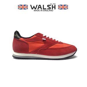 WALSH/ウォルシュ スニーカー LA84 LAV1001 RED|snb-shop