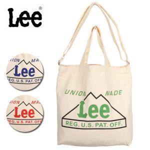 Lee リー トートバック Moutain Print Tote QPER60 【カバン】鞄|snb-shop