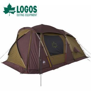 LOGOS ロゴス プレミアム PANELグレートドゥーブル XL-BJ 71805538 【テント/キャンプ/アウトドア】|SNB-SHOP