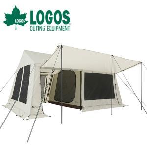 LOGOS ロゴス グランベーシック リバイバルコテージ L-BJ 71805546 【大型テント/アウトドア/キャンプ】|SNB-SHOP