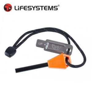 LiFESYSTEMS ライフシステム ファイヤースターター L42213 【火起こし/フェロセリウムロッド/ストライカー】|snb-shop