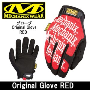 MechanixWear メカニクスウェア  グローブ Original Glove RED|snb-shop