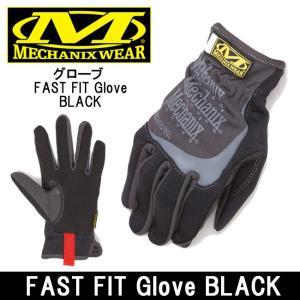 MechanixWear メカニクスウェア  グローブ FAST FIT Glove BLACK|snb-shop