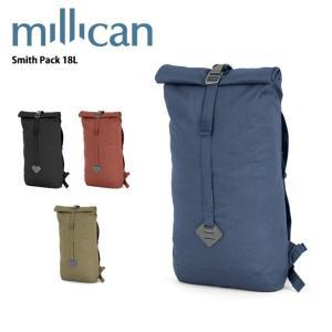 ミリカン millican Smith Pack 18L M010 【カバン】 バックパック ロールトップ|snb-shop