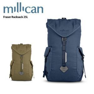 ミリカン millican Fraser Rucksack 25L M013 【カバン】 バックパック|snb-shop