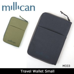 ミリカン millican ウォレット Travel Wallet Small M333 【雑貨】財布 耐候性|snb-shop