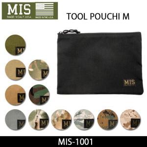 MIS エムアイエス ポーチ TOOL POUCHI M MIS-1001|snb-shop