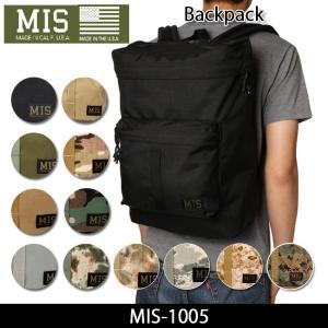 MIS エムアイエス バックパック Back Pack MIS-1005|snb-shop