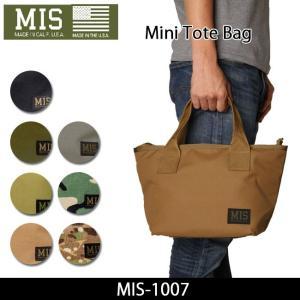 MIS エムアイエス トートバック Mini Tote Bag MIS-1007|snb-shop