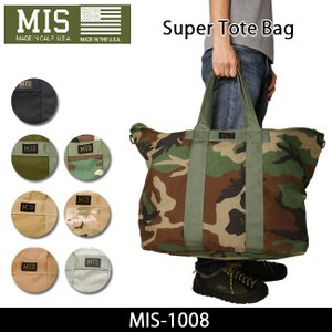 MIS エムアイエス トートバック Super Tote Bag MIS-1008|snb-shop