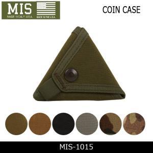 MIS エムアイエス コインケース COIN CASE MIS-1015 【雑貨】サイフ 財布 ポーチ ミリタリー|snb-shop