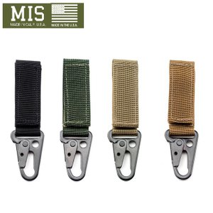 MIS エムアイエス キーケース Duty Key Holder MIS-8541【メール便・代引不可】|snb-shop