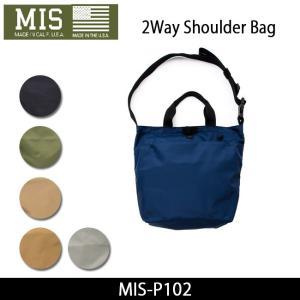 MIS エムアイエス ショルダーバック 2Way Shoulder Bag MIS-P102|snb-shop