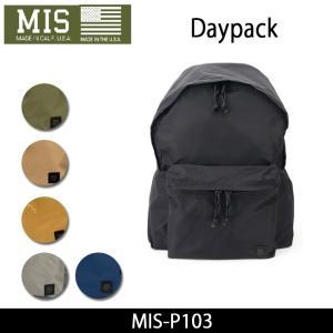 MIS エムアイエス バックパック DayPack MIS-P103|snb-shop