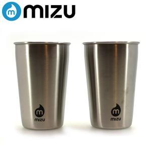 mizu/ミズ ボトル PARTY CUP Stainless 2個 1SET (480ml) snb-shop